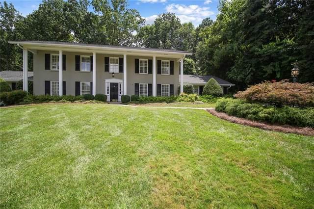 5970 Riverwood Drive, Atlanta, GA 30328 (MLS #6914075) :: Path & Post Real Estate