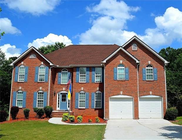 1075 Paper Creek Drive, Lawrenceville, GA 30046 (MLS #6914108) :: North Atlanta Home Team