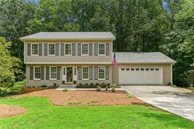 140 Spring Ridge Court, Roswell, GA 30076 (MLS #6914147) :: Todd Lemoine Team