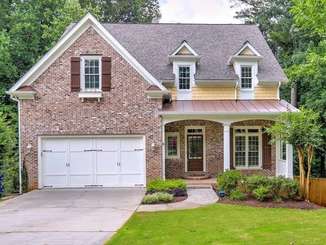 2855 Parkridge Drive NE, Brookhaven, GA 30319 (MLS #6914150) :: North Atlanta Home Team