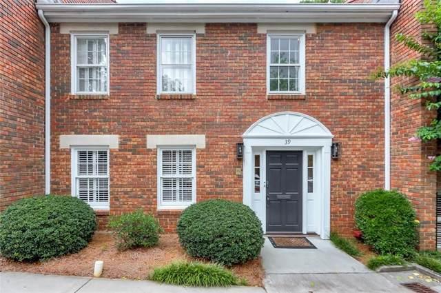 70 Old Ivy Road NE #39, Atlanta, GA 30342 (MLS #6914172) :: North Atlanta Home Team