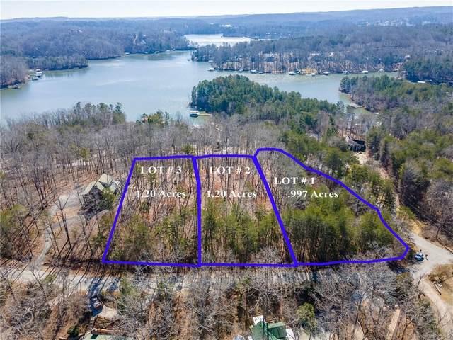 Lot 2 N Chestatee Pointe, Dawsonville, GA 30534 (MLS #6914177) :: Path & Post Real Estate