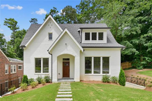 1904 Ridgewood Drive NE, Atlanta, GA 30307 (MLS #6914187) :: Scott Fine Homes at Keller Williams First Atlanta