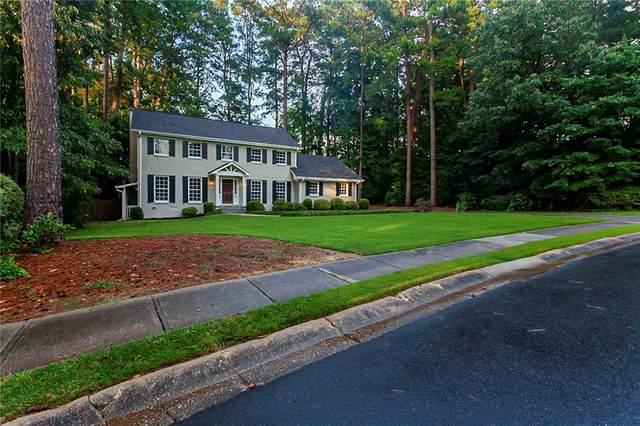 4553 Kellogg Circle, Dunwoody, GA 30338 (MLS #6914202) :: North Atlanta Home Team