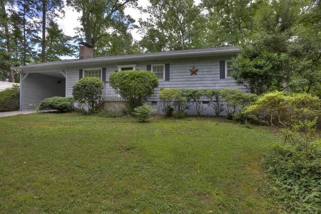 38 N Woods Drive NW, Cartersville, GA 30121 (MLS #6914217) :: North Atlanta Home Team