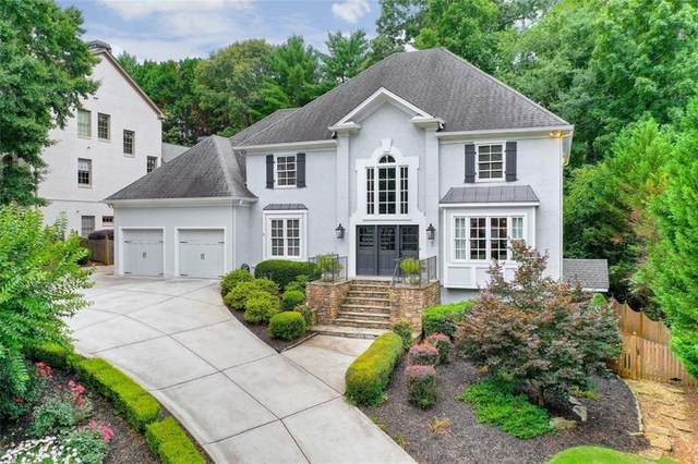 1822 Baldwin Farms Drive, Marietta, GA 30068 (MLS #6914228) :: North Atlanta Home Team