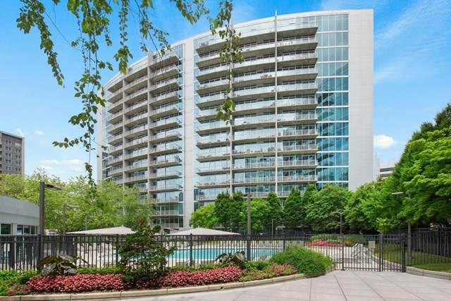 44 Peachtree Place #1023, Atlanta, GA 30309 (MLS #6914272) :: North Atlanta Home Team