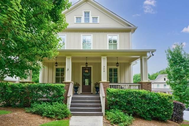 308 Old Commons Court, Norcross, GA 30071 (MLS #6914277) :: North Atlanta Home Team