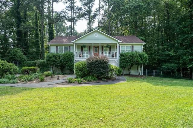 277 N Briar Ridge, Woodstock, GA 30189 (MLS #6914313) :: North Atlanta Home Team