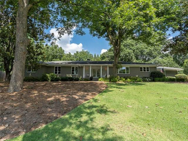3805 Ivy Lane NE, Atlanta, GA 30342 (MLS #6914320) :: The Hinsons - Mike Hinson & Harriet Hinson