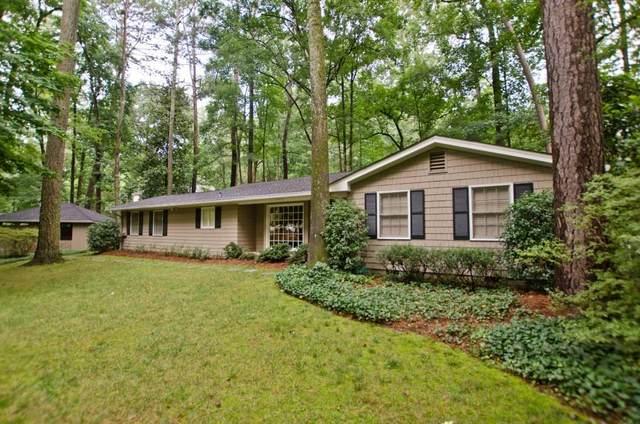 2970 Mornington Drive NW, Atlanta, GA 30327 (MLS #6914325) :: North Atlanta Home Team