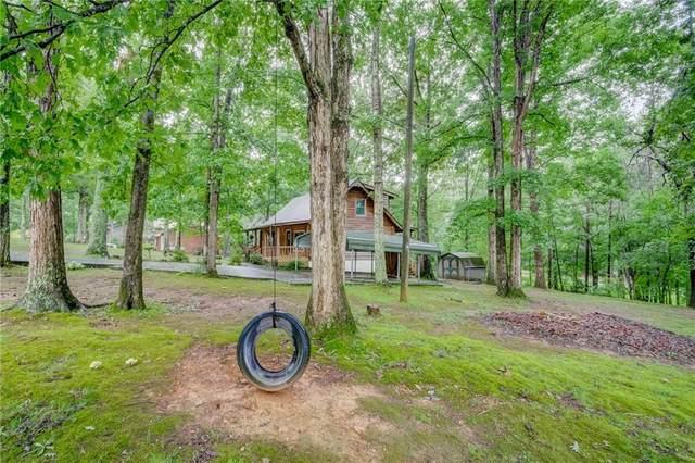 24 Hickory Hollow SW, Cartersville, GA 30120 (MLS #6914349) :: North Atlanta Home Team