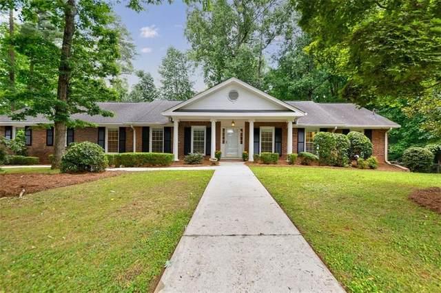 1877 Mercedes Court NE, Atlanta, GA 30345 (MLS #6914381) :: North Atlanta Home Team