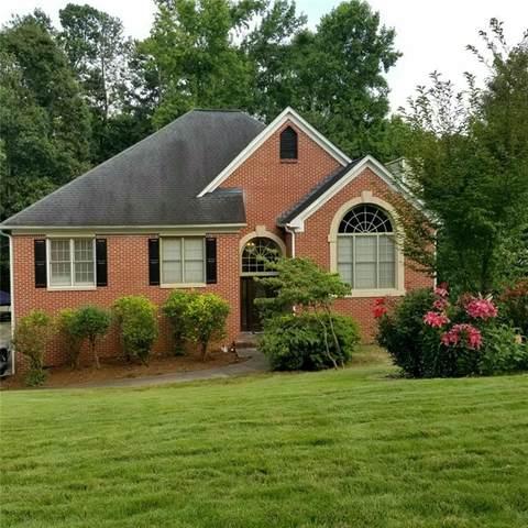 1782 Brittany Chase NW, Kennesaw, GA 30152 (MLS #6914396) :: North Atlanta Home Team