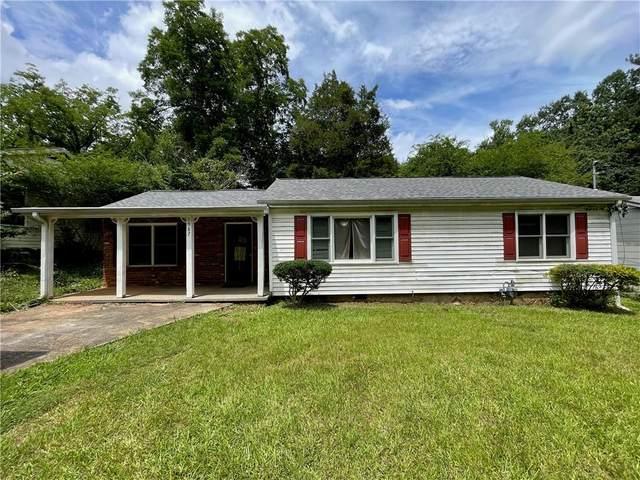1987 Porter Place, Decatur, GA 30032 (MLS #6914464) :: North Atlanta Home Team