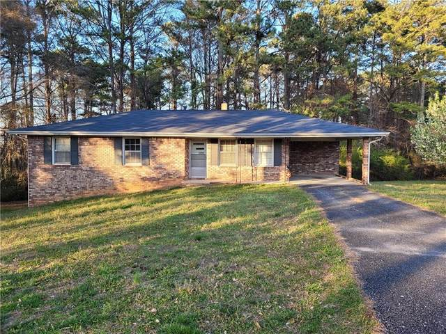 3110 Ebenezer Road, Marietta, GA 30066 (MLS #6914466) :: Path & Post Real Estate
