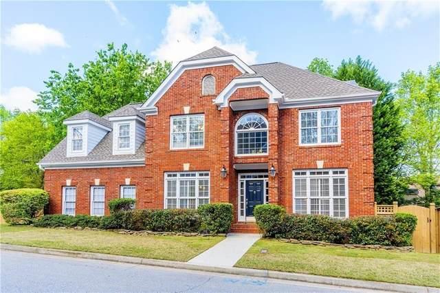 2242 Lenox Walk NE, Brookhaven, GA 30319 (MLS #6914504) :: North Atlanta Home Team