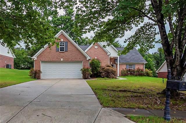 90 Saltcreek Point, Sugar Hill, GA 30518 (MLS #6914528) :: North Atlanta Home Team