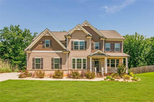 6425 Providence Lake Drive, Gainesville, GA 30506 (MLS #6914545) :: North Atlanta Home Team