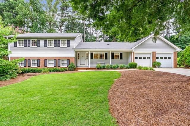 1445 Brawley Circle NE, Brookhaven, GA 30319 (MLS #6914573) :: North Atlanta Home Team