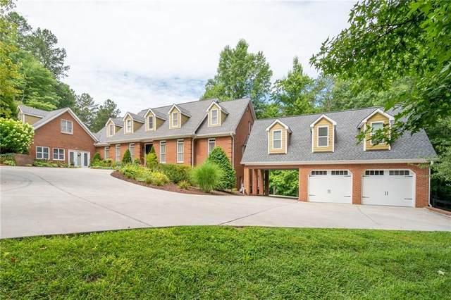2601 County Line Road NW, Acworth, GA 30101 (MLS #6914631) :: North Atlanta Home Team