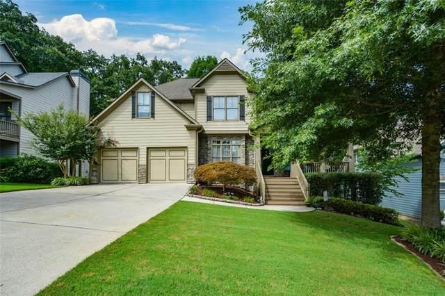 190 Pine Way, Dallas, GA 30157 (MLS #6914637) :: Compass Georgia LLC