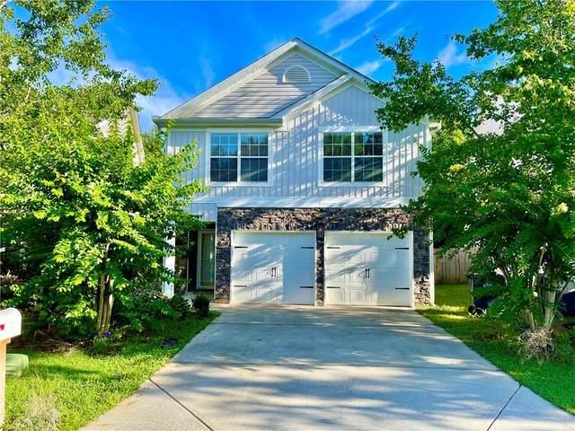 331 Hidden Creek Lane, Canton, GA 30114 (MLS #6914645) :: North Atlanta Home Team