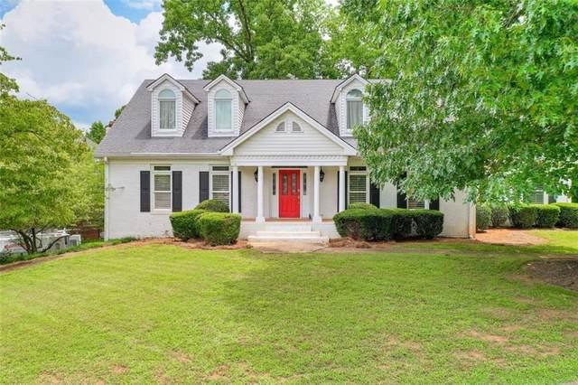 1618 Hampton Oaks Bend, Marietta, GA 30066 (MLS #6914650) :: North Atlanta Home Team