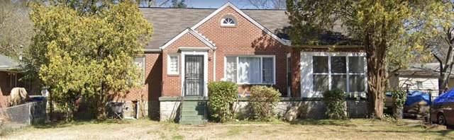 442 Carey Drive SE, Atlanta, GA 30315 (MLS #6914660) :: North Atlanta Home Team