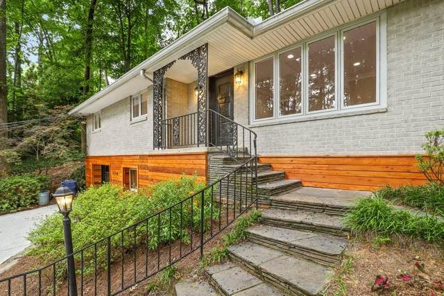 1110 Lee Circle NE, Atlanta, GA 30324 (MLS #6914671) :: Charlie Ballard Real Estate