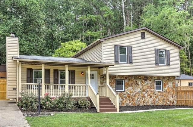 3060 Rio Montana Drive, Marietta, GA 30066 (MLS #6914685) :: North Atlanta Home Team
