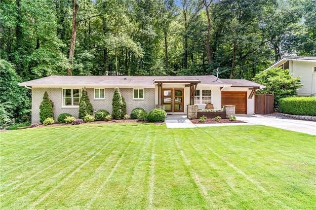 3789 Donaldson Drive, Chamblee, GA 30341 (MLS #6914697) :: North Atlanta Home Team