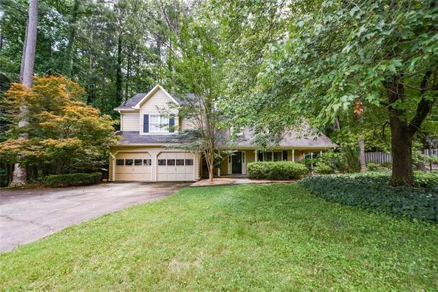 4066 Silver Fir Court, Marietta, GA 30066 (MLS #6914700) :: Path & Post Real Estate