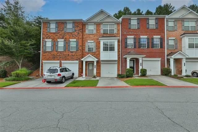 375 Heritage Park Trace NW, Kennesaw, GA 30144 (MLS #6914717) :: North Atlanta Home Team