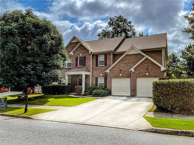 3856 Pin Oak Street, Lithonia, GA 30038 (MLS #6914735) :: Todd Lemoine Team