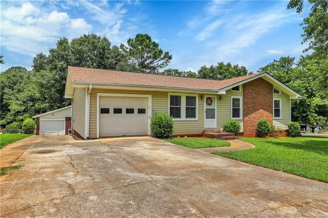892 Doeskin Drive NW, Conyers, GA 30012 (MLS #6914745) :: Charlie Ballard Real Estate