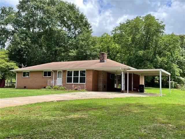 7 Pioneer Trail, Cartersville, GA 30121 (MLS #6914748) :: North Atlanta Home Team