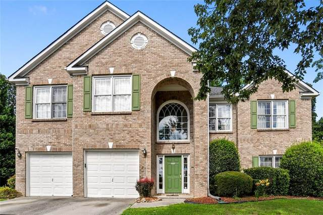 393 Wheat Berry Court, Grayson, GA 30017 (MLS #6914759) :: North Atlanta Home Team