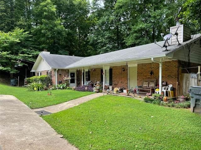 4965 Chinaberry Drive NW, Lilburn, GA 30047 (MLS #6914777) :: North Atlanta Home Team
