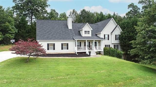 114 Heritage Oaks Drive, Ball Ground, GA 30107 (MLS #6914805) :: North Atlanta Home Team