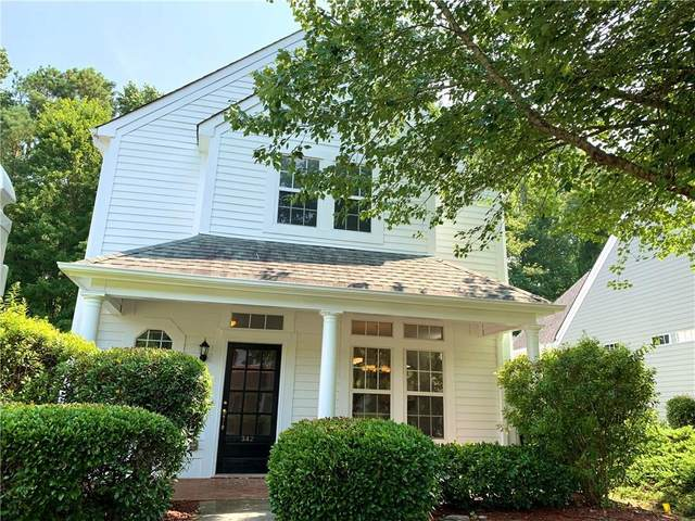 342 Pinehurst Way, Canton, GA 30114 (MLS #6914876) :: Path & Post Real Estate