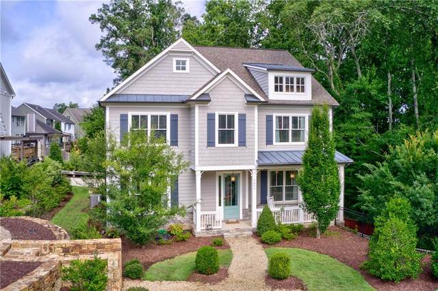 2604 Grand Oaks Alley, Woodstock, GA 30188 (MLS #6914890) :: North Atlanta Home Team