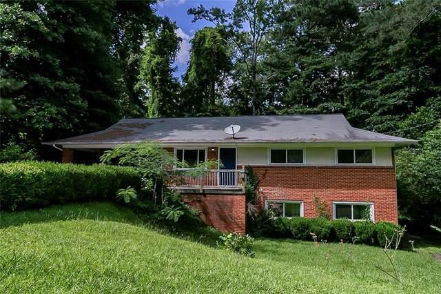 5161 Thistle Road SE, Smyrna, GA 30082 (MLS #6914946) :: Atlanta Communities Real Estate Brokerage
