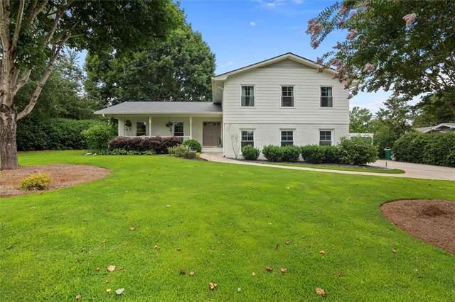 2540 Windwood Court, Dunwoody, GA 30360 (MLS #6914953) :: AlpharettaZen Expert Home Advisors