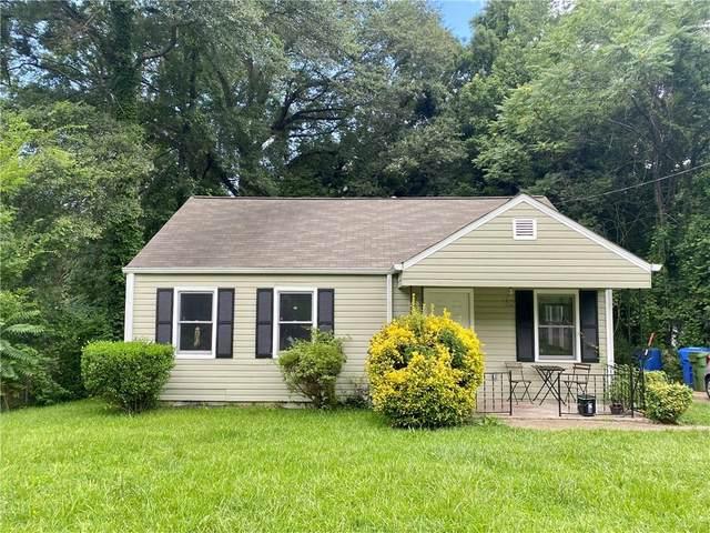1135 Graymont Drive SW, Atlanta, GA 30310 (MLS #6914962) :: AlpharettaZen Expert Home Advisors