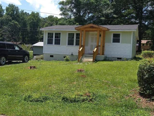 1596 Martin Luther King Jr Drive, Monticello, GA 31064 (MLS #6914965) :: Path & Post Real Estate