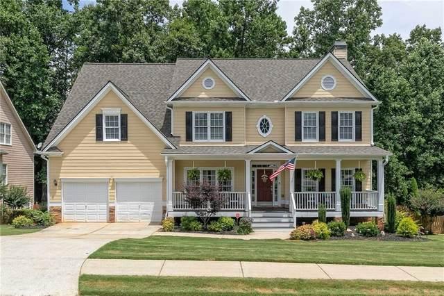 447 Brightwater Drive, Dallas, GA 30157 (MLS #6914981) :: Charlie Ballard Real Estate