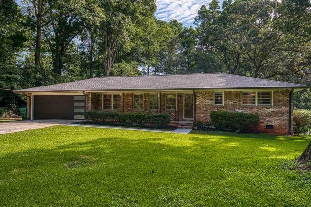 1242 Tara Court SW, Stone Mountain, GA 30087 (MLS #6915024) :: AlpharettaZen Expert Home Advisors