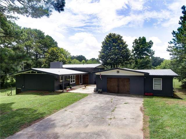 211 Ivey Drive NW, Calhoun, GA 30701 (MLS #6915036) :: North Atlanta Home Team