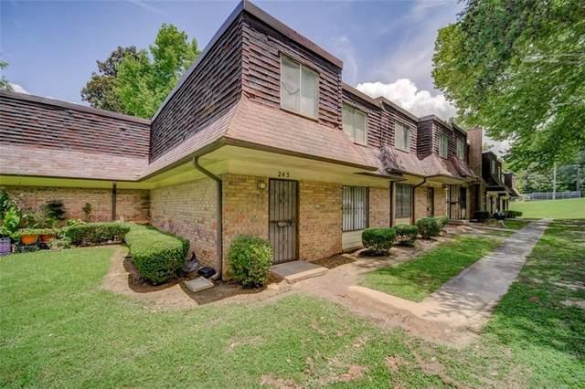 243 Peyton Place SW, Atlanta, GA 30311 (MLS #6915037) :: Virtual Properties Realty